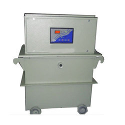 Oil Cooled Manual Voltage Stabilizer