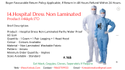 Ppe Kit Manufacture In Nagpur - 25 Gsm