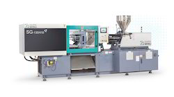 Efficient Injection Molding Machine