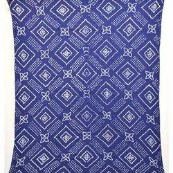 Kala Sanskruti Casual Wear All-Over Blue Color Cotton Bandhani Kurti