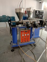 Zebra Garden Pipe Making Machine