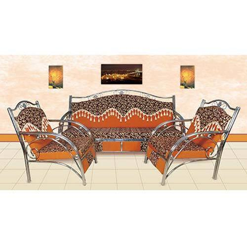 Ss Sofa Set At Rs 10000 Set Stainless Steel Sofa Set Id 16488375188
