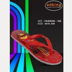 Daily Wear Casual Printed Slipper, Size: 6x9,6x10 Number