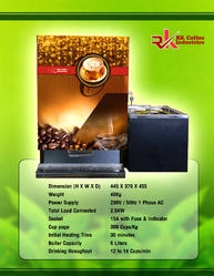 Live Tea & Coffee Vending Machine