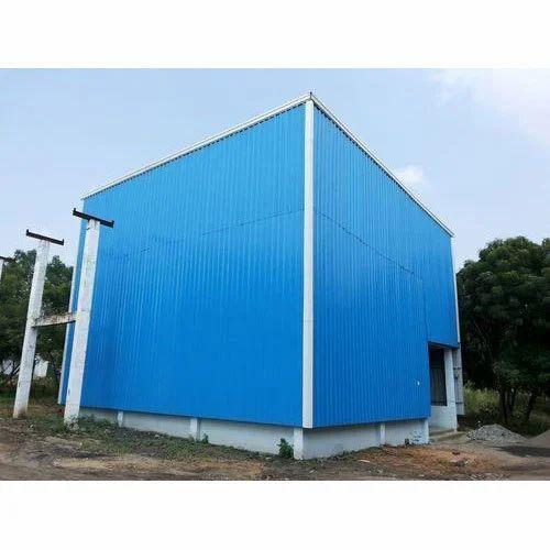 Prefabricated Storage Shed  sc 1 st  IndiaMART & Prefabricated Storage Shed at Rs 220 /square feet   Prefabricated ...