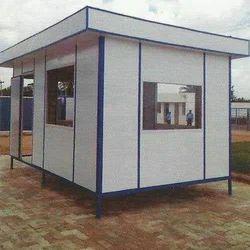 Plastocrete Multi Utility Cabin