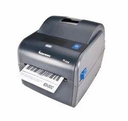 Black Barcode Printer, Model No.: PC 43