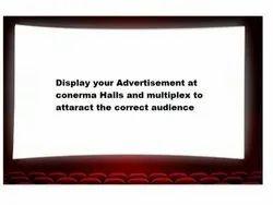 1 Week Offline Cinema Hall Advertising Service