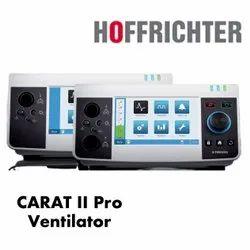 Carat II Pro Ventilator From Hoffrichter