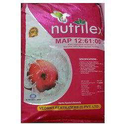 Nutrilex Mono Ammonium Phosphate Fertilizer, Pack Size: 25kg, For Agriculture