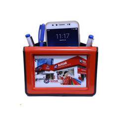 Kotak Mahendra Photo Frame with Pen Stand