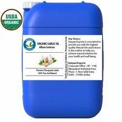 Katyani Exports Organic Garlic Oil