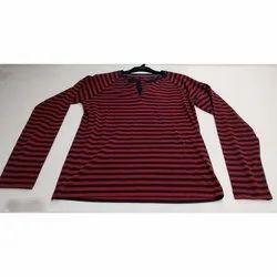 Cotton Boys Striped T-Shirt