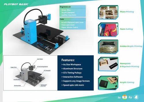 Plotbot Basic - The Laser Engraver