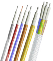 Silicone Insulated Fiber Glass Cable