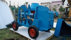CLUTCH TYPE MIXER MACHINE