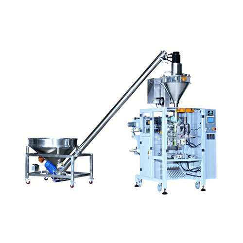 Auger Filler and Sealing Machine
