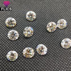 Moissanite Round Loose Diamond