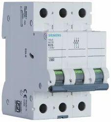 Siemens MCB 3 Pole