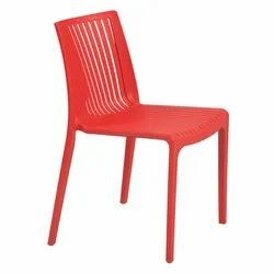 Plastic Supreme Oasis Red Outdoor Event Chair Furniture