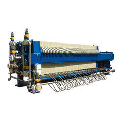 Automatic Membrane Filter Press, 400-500 M2
