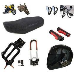 TVS Bike Accessories, For Commercial