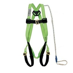 Green Industrial Safety Belt