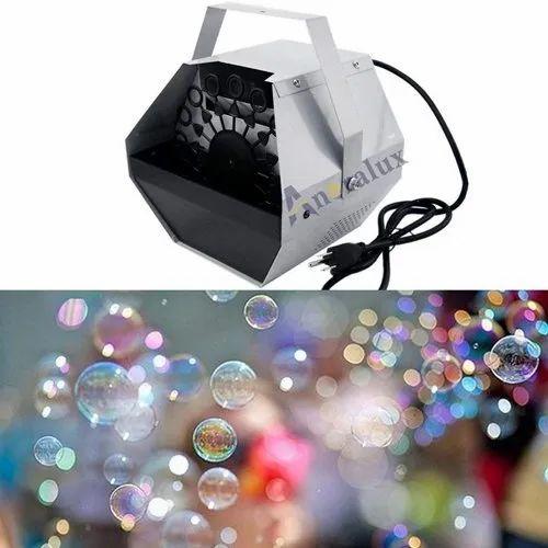 Anoralux 25W Bubble Making Machine