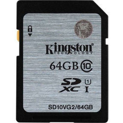 Kingston 64GB SD Card