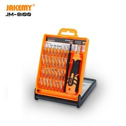 Jakemy JM-8100 Precision Screwdriver ToolKit for Electronics, DIY Models, Jewellery, Eyeglasses