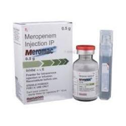 Meromac 500 Mg Inj, इंजेक्टेबल प्रोडक्ट्स - Krishna Drug Specialities,  Delhi | ID: 20228607373