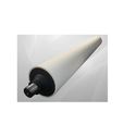 Rubber Grooved Bowed Roll