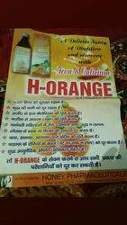 H-Orange Syrup
