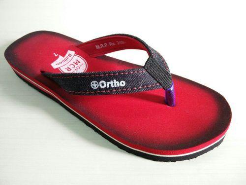 f6e01414d54e Rubber Ladies Ortho Slipper