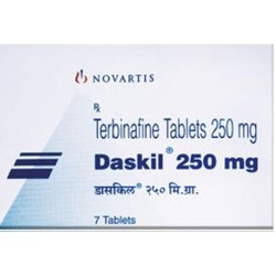 Tebinafine Tablets 250 Mg