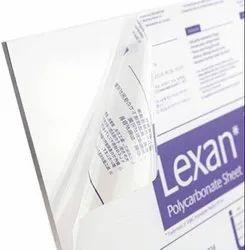 Lexan Polycarbonate Sheet - Lexan Polycarbonate Sheet Latest Price