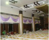 College Function Decorations Service