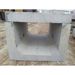Precast Concrete Drains with Cover