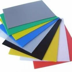 Bulk Plastic Corrugated Sheet