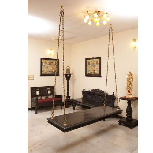 Indoor Swing Amp Wooden Sofa Manufacturer From Bengaluru