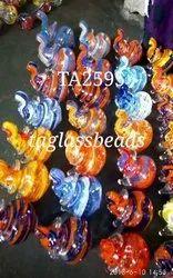 Custom Glass Smoking Pipe