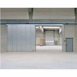 Industrial Sliding Door