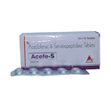 Aceclofenac & Serratiopeptidase Tablets