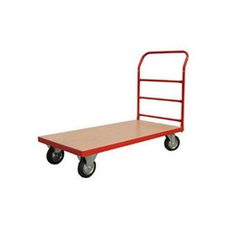Industrial Material Handling And Shifting Trolley