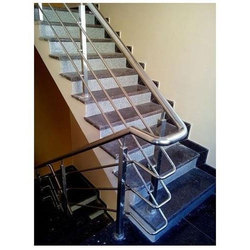 Stainless Steel Modular Staircase