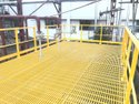 FRP Working Platform