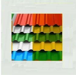 Kamdhenu Colour Max Colour Coated Roofing Sheets