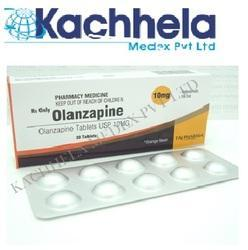 Olanzapine 10Mg Tablet