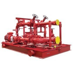 End Suction Fire System Water Pump