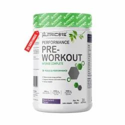 Pre-Workout Black Current 240 gm